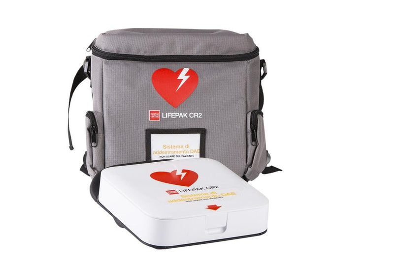 Lifepak CR2 Semi Automatic Defibrillator with Wifi / 3G & Carry Case