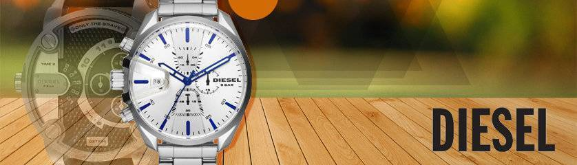 Diesel Luxury Watches for Men and Women