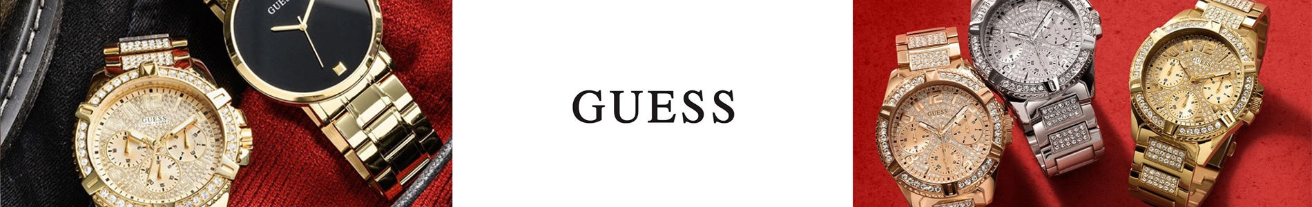 GUESS Watches for Men and Women   Time Watch Specialists