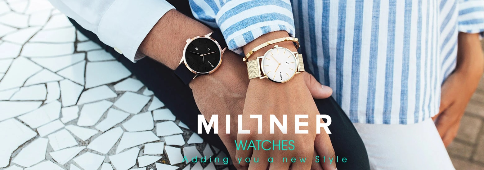 Millner Watches for Men and Women   Time Watch Specialists