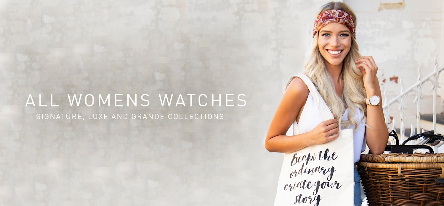 Womens Watch Collection | Time Watch Specialists