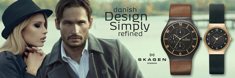 Skagen Luxury Watches for Men and Women   Time Watch Specialists