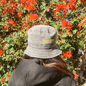 the 'California' bucket hat