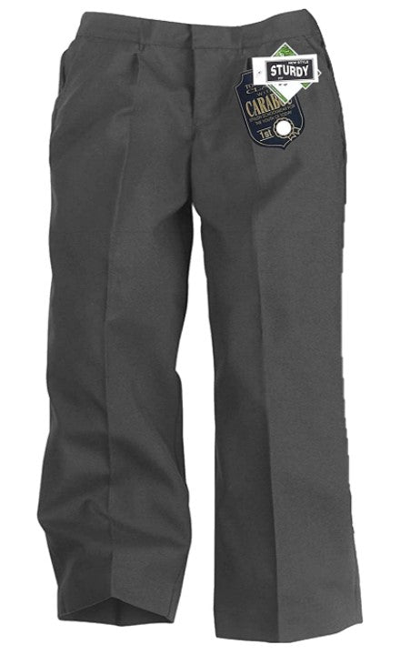 Boys Twill Trousers (Sturdy Fit)