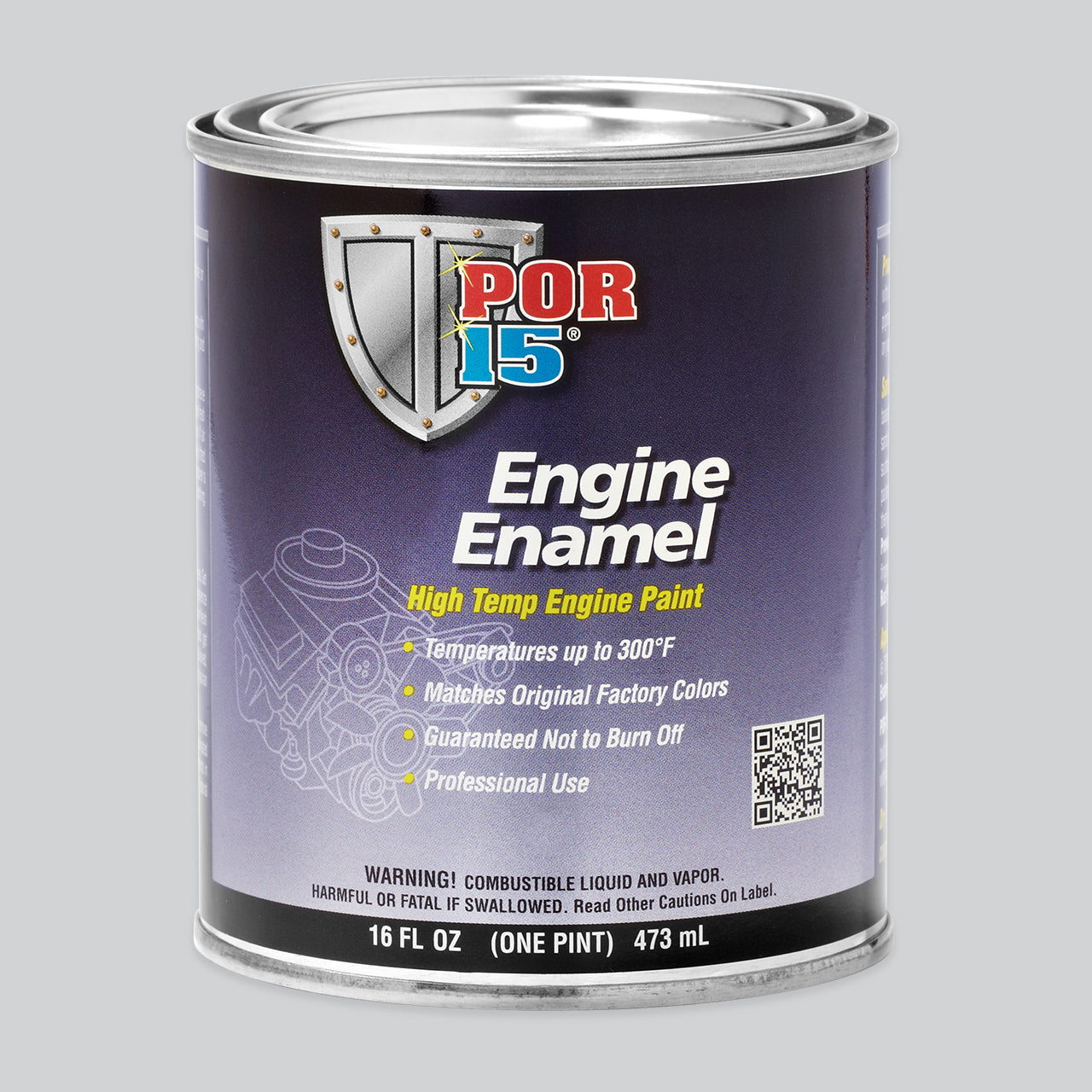 POR-15 Engine Enamel High Temperature Paint