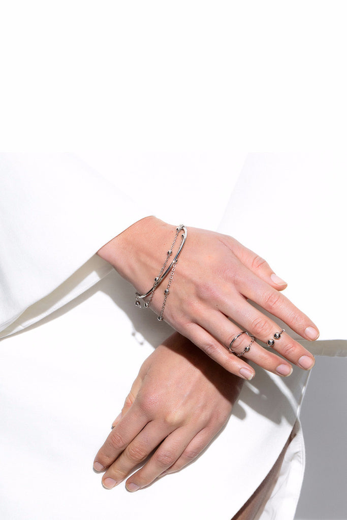 Decorative Chain Ring