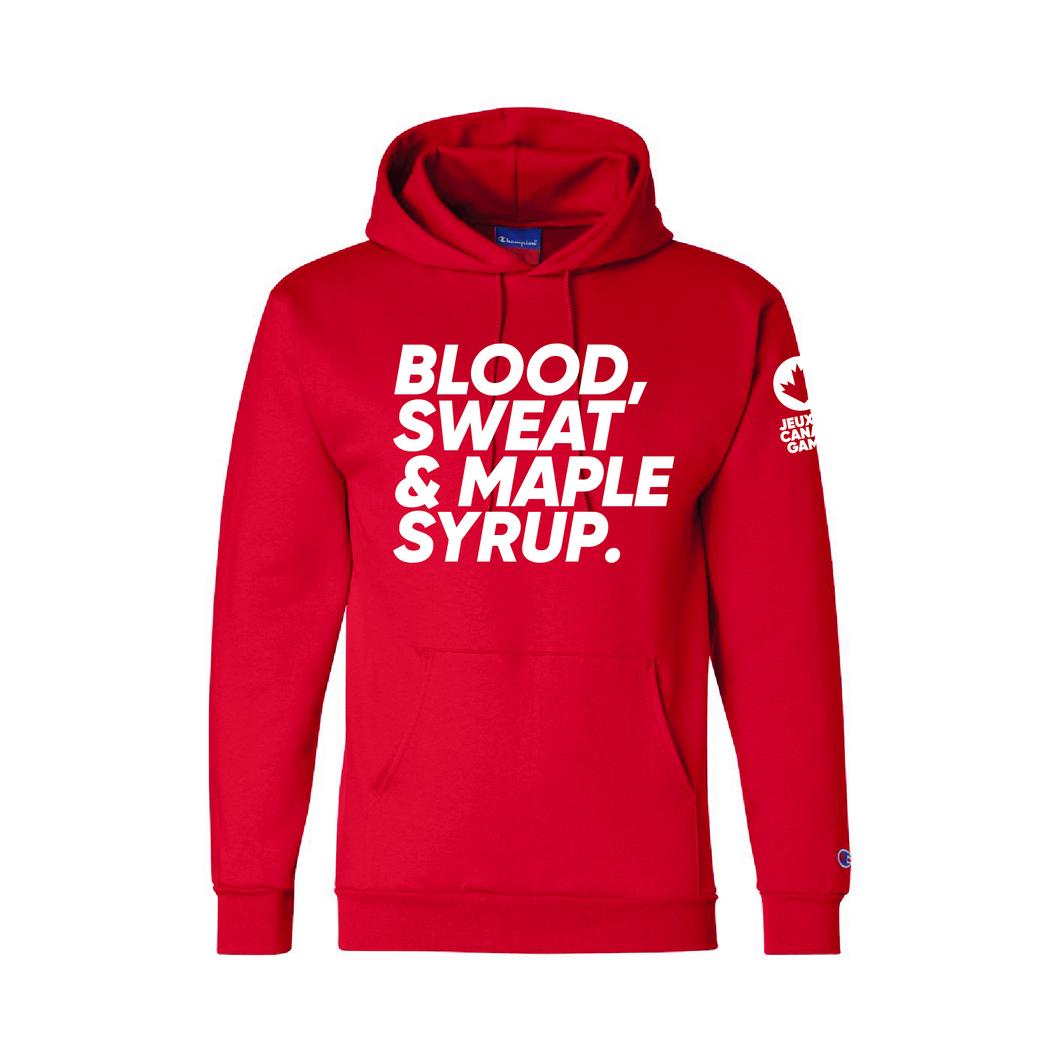 Maple Syrup Hoodie