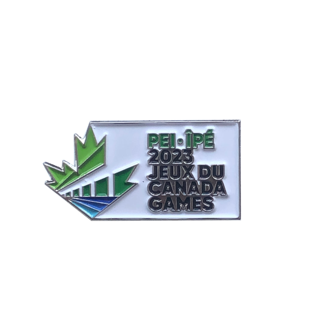 PEI 2023 Games Pin