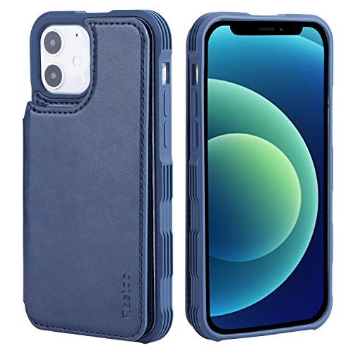 iPhone 12/12 Pro Case,Wallet Case with Card Holder - NBS