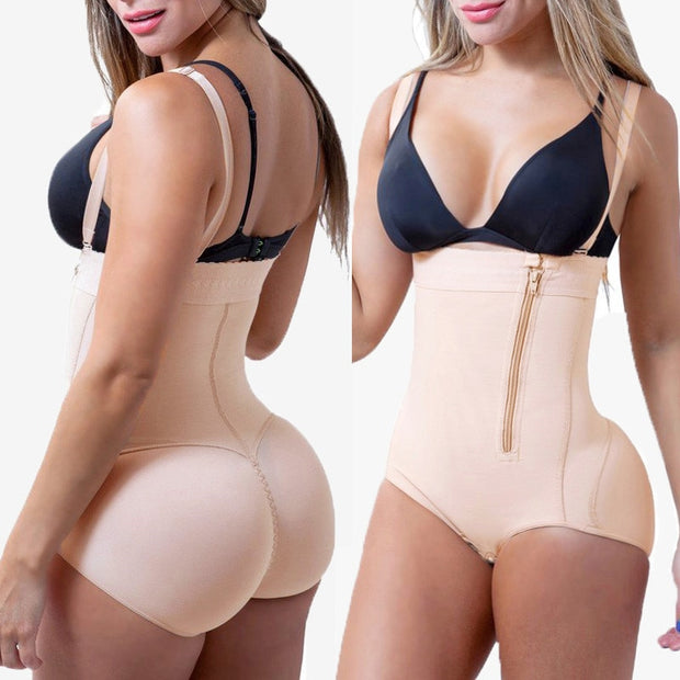 Reductoras Compression Surgery Magic Latex Body Shaper - NBS