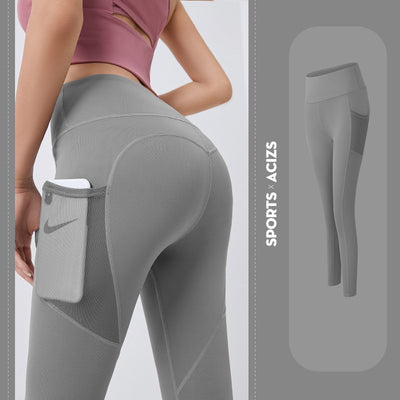 Tummy Control Pocket Fitness pants - NBS