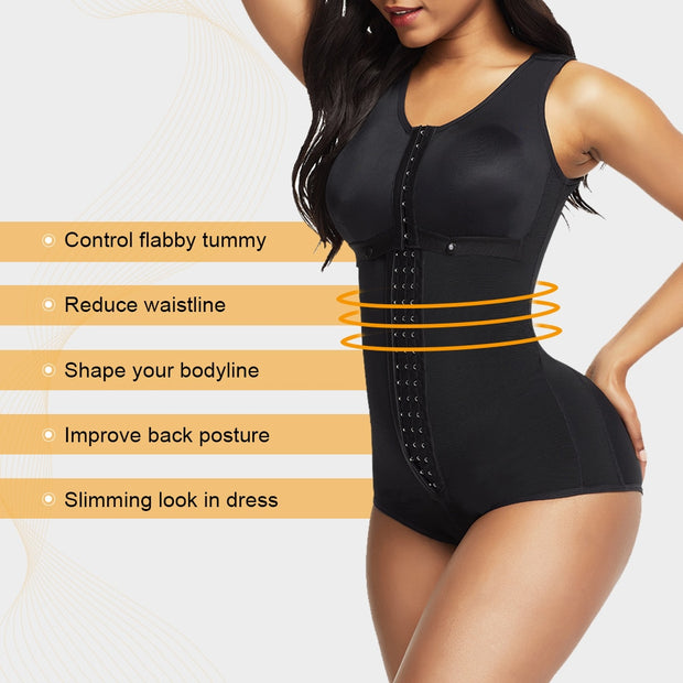 Full Body Belt Girdle Corset Butt Lifter - NBS