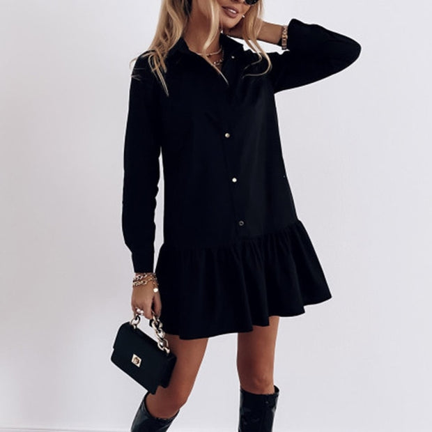Long Sleeve Dress - NBS