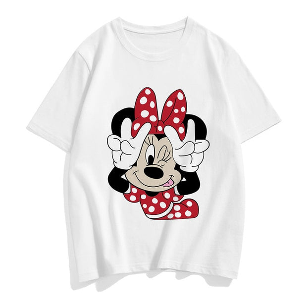 Evil Minnie Mouse T Shirt - NBS