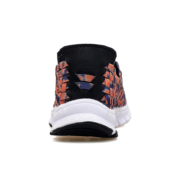 Women Flats Summer Casual  Breathable Sneakers - NBS