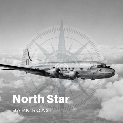 North Star Dark Roast Coffee