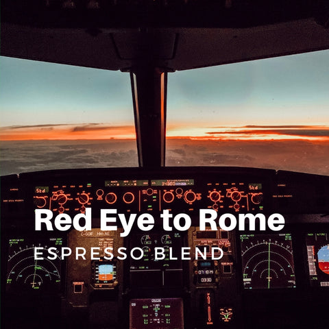 Red Eye to Rome Espresso Blend Coffee