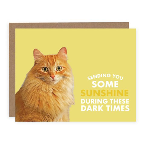 Sending You Some Sunshine Card