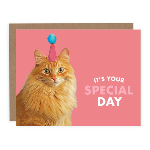 It's Your Special Day Card