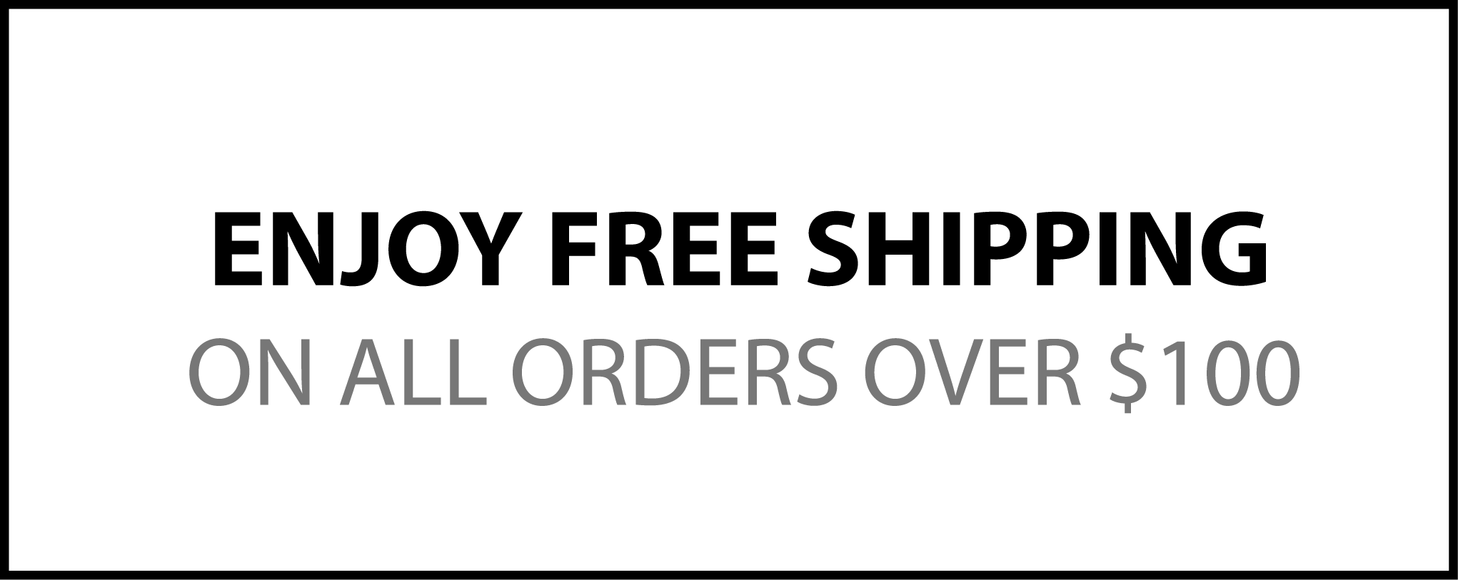 Chive Free Shipping on Orders over 100