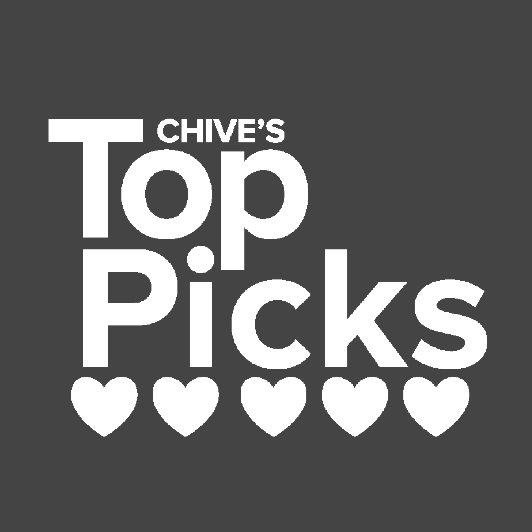 Chive's Top 5 Favorite