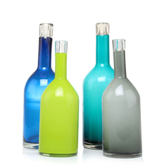 Bottle - Medium Turquoise