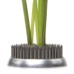 Chive, Frog - XL stainless steel floral arrangement