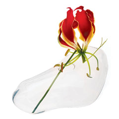 Chive Hudson 2 - Arrow Heart Glass Bud Vase