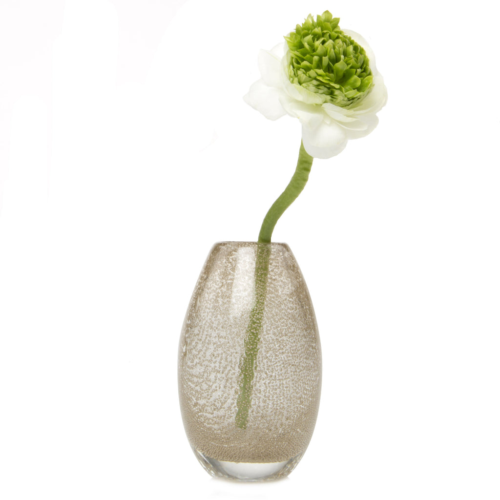 Ligne - Egg Copper, Heavy Glass Event Vase
