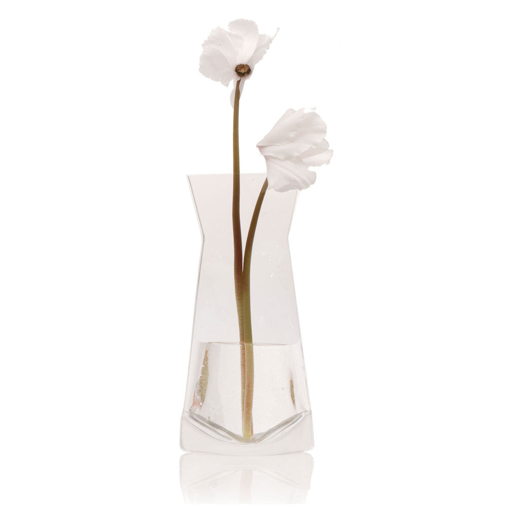 Chive Plastic - Small Frost Flower Vase