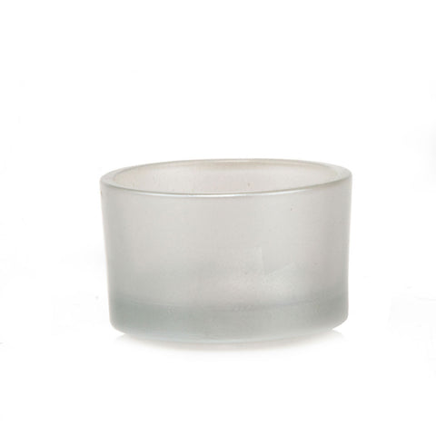 Tealight - Pearlescent Silver