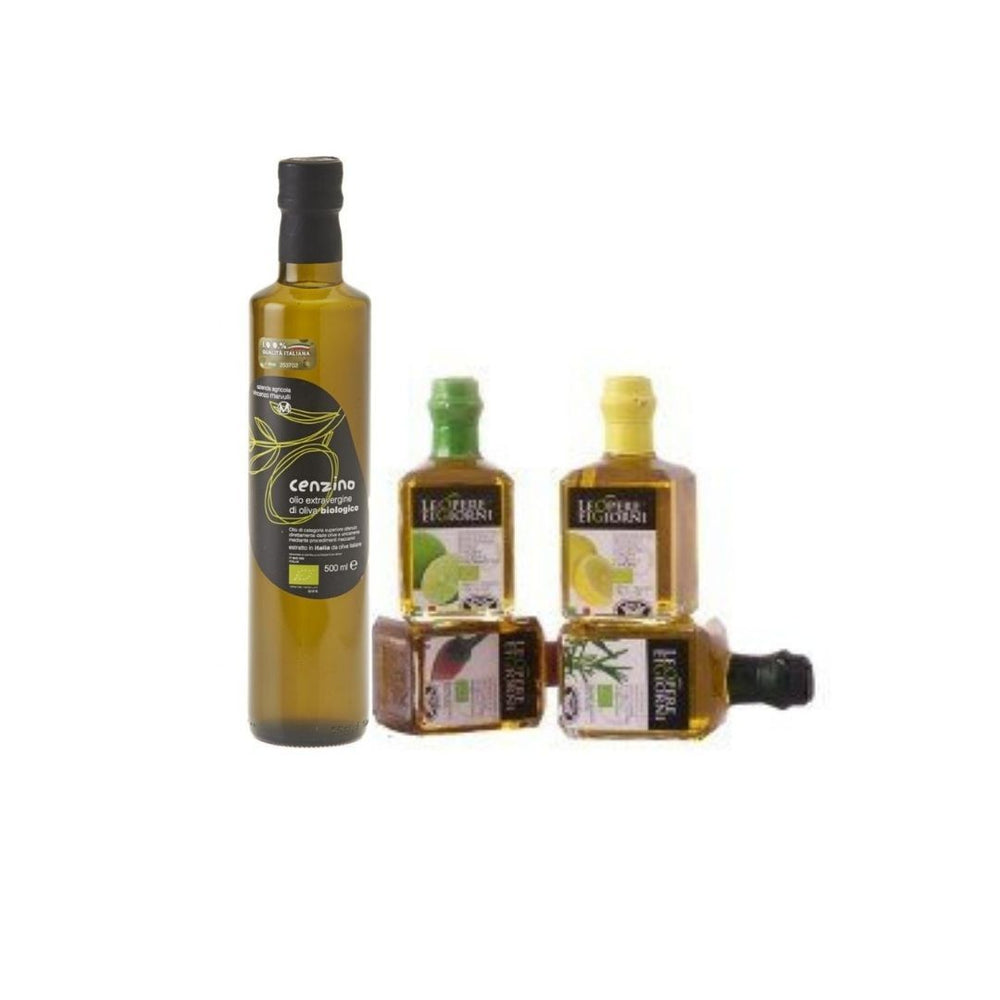 Olive Oil & Infused Oils