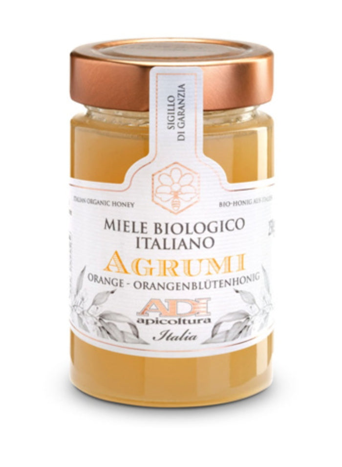 Vorrei italian Organic orange flower honey