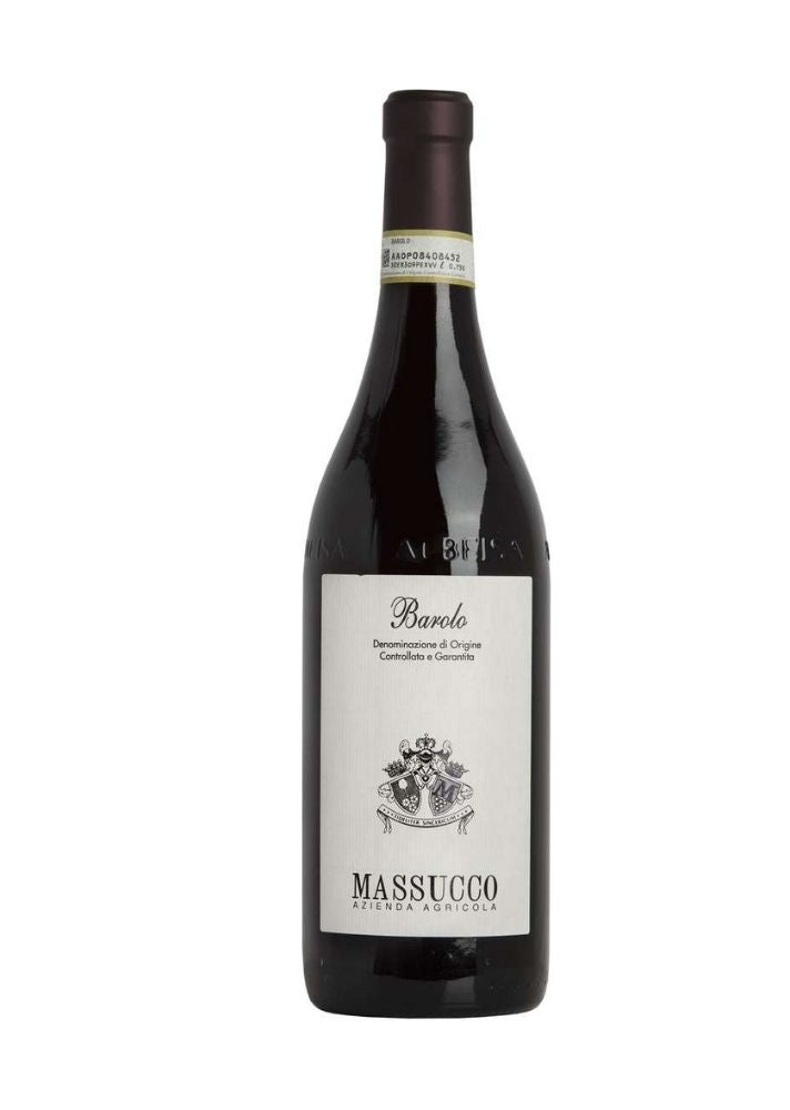 Barolo Massucco Red Wine