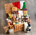Vorrei Italian Luxury Italian food and wine hamper