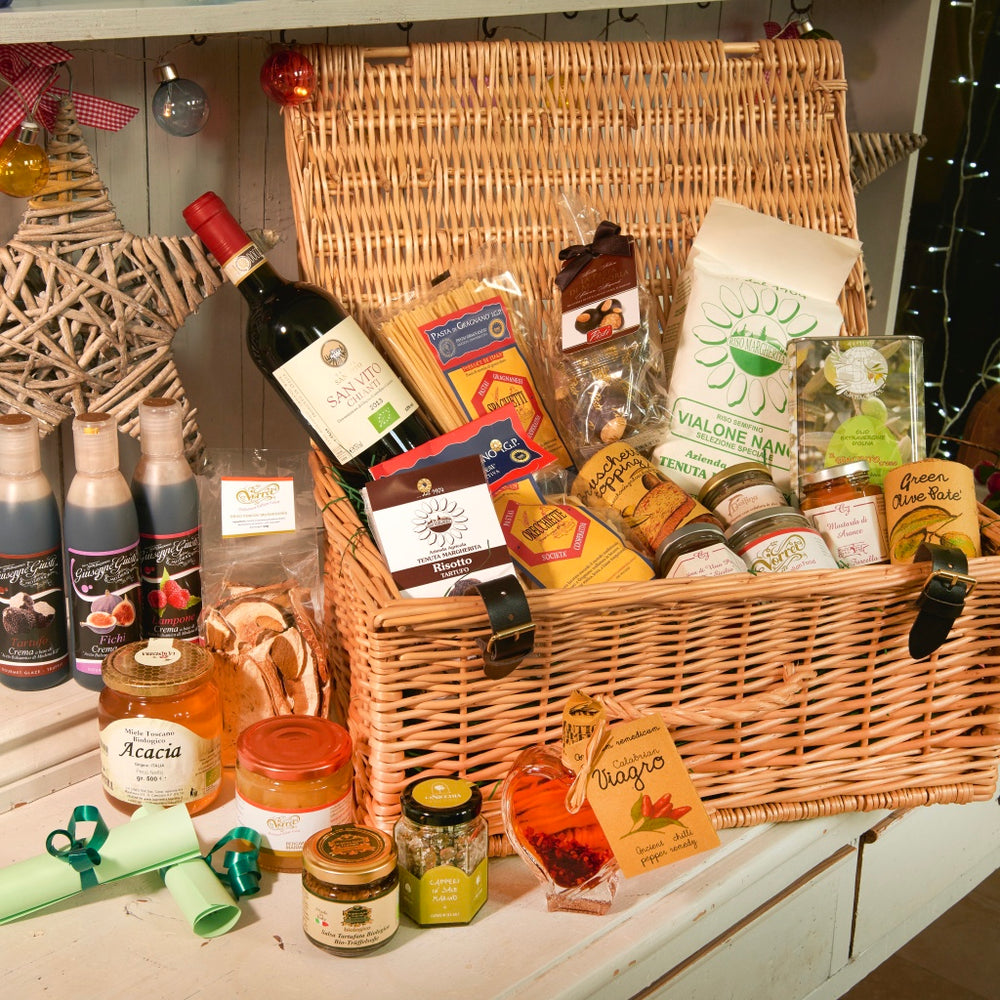 Luxury Italian Gourmet Hamper