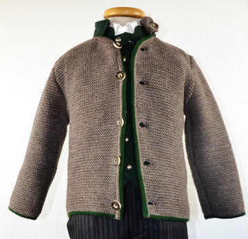 Strickjacke Quirin
