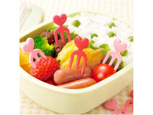 Food picks - hearts
