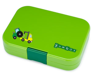 Waterproof lunch box stickers - Cars