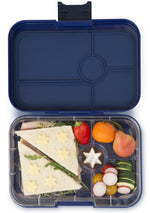 Load image into Gallery viewer, Yumbox XL Tapas 4 compartments - Portofino blue
