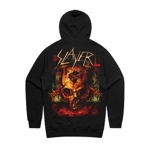 Bloody Vortex  (Zip Up Hoodie)