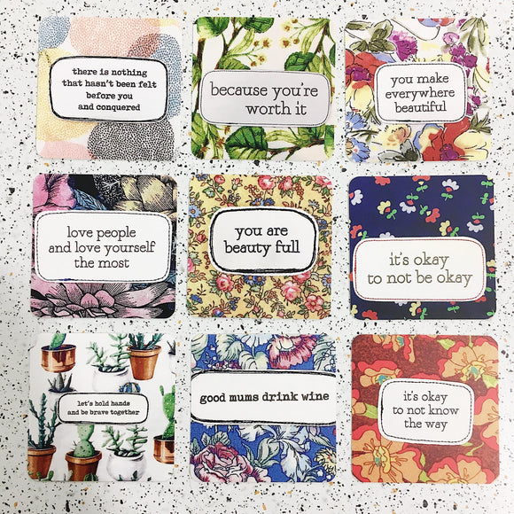 various gift tags by hummingpea from have you met charlie a unique australian gift shop