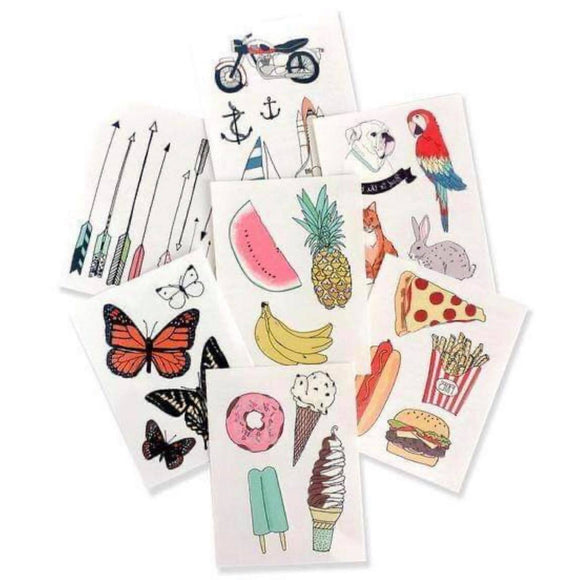 temporary tattoos kids cute animal sticker hartland brooklyn have you met charlie a gift store in adelaide south australia with unique handmade gifts