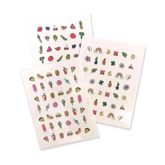 Hartland Brooklyn - Nail Tattoos Various from have you met charlie a gift shop with Australian unique handmade gifts in Adelaide South Australia