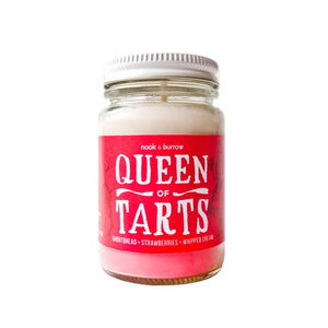 Form & Flux Candle - Queen of Tarts