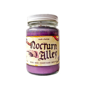 Nook & Burrow Candle - Nocturn Alley