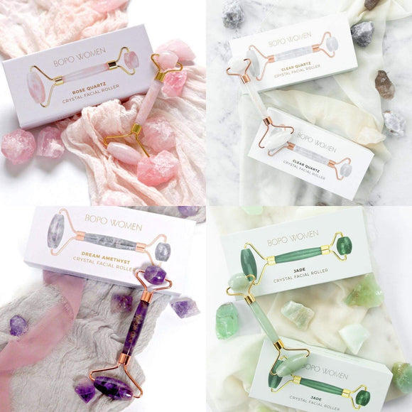 bopo women organic vegan cruetly free various crystal facial rollers made in australia from have you met charlie a unique gift shop in adelaiade south australia