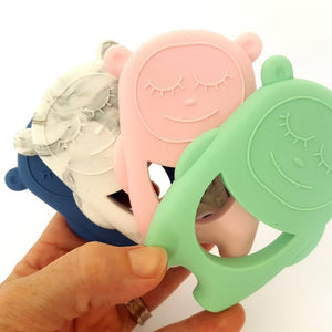 Indi & Frey Teether - Monty Monster