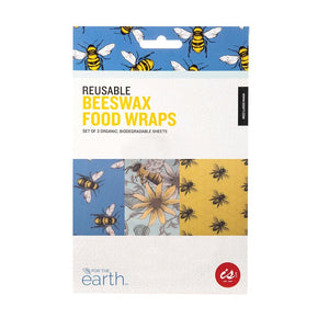 IS Gift - Reusable Beeswax Food Wraps