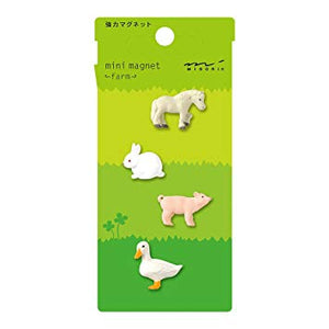 Mini Animal Magnets
